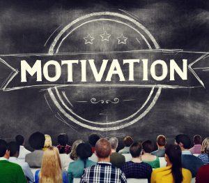 Motivation Inspiration Motivate Trust Inspire Concept