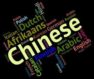 Chinese Language Meaning China Languages And Mandarin